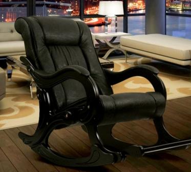 Кресло-качалка, как способ украсить интерьер и успокоить нервную систему