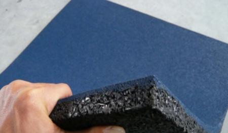Напольное резиновое покрытие: основные особенности