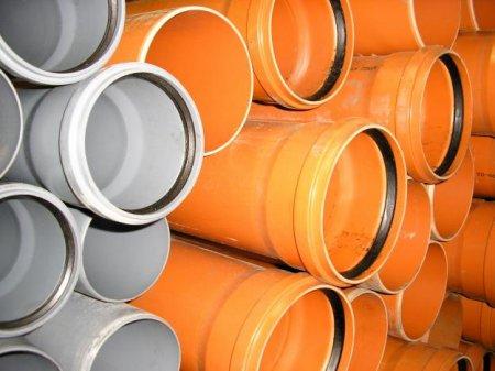 Основные виды пластиковых водопроводных труб
