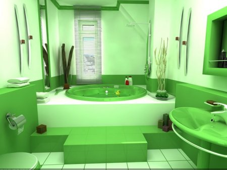 Особенности красок для ванной и кухни