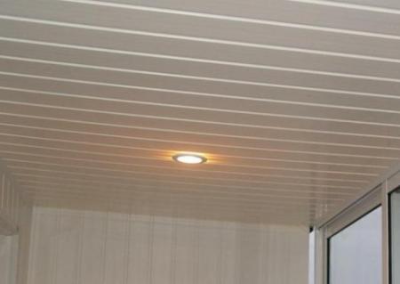 Подвесные потолочные системы из пвх панелей