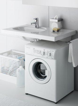 Реальные примеры расположения стиральной машины в квартире