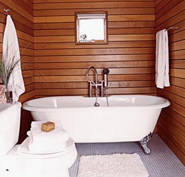 Санузел в деревянном доме: советы по обустройству