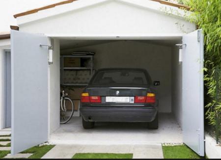 Секционные ворота – самое лучшее решение для современного гаража