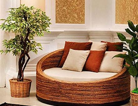 Секреты ухода за мебелью из ротанга