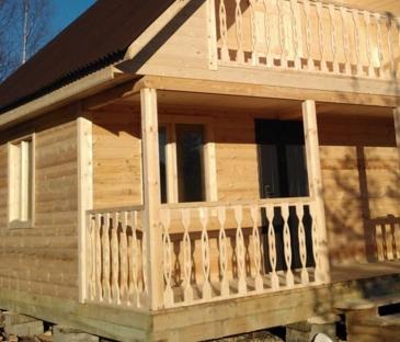 Сколько стоит построить дом из бруса - расчеты