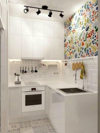 Советы по оформлению маленькой кухни