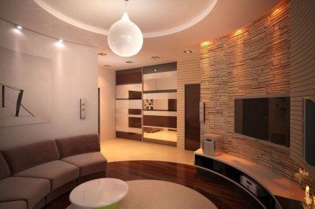 Советы по ремонту и интерьеру гостиной комнаты