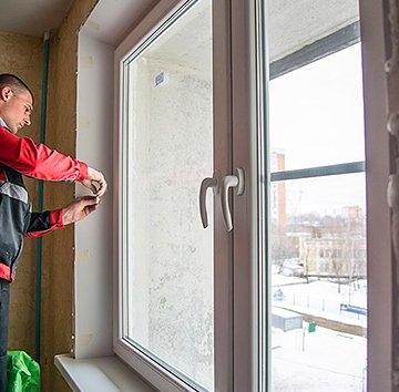 Советы по установке пластикового окна