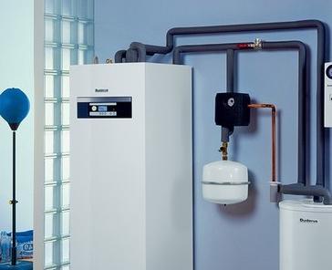 Тепловой насос для отопления дома