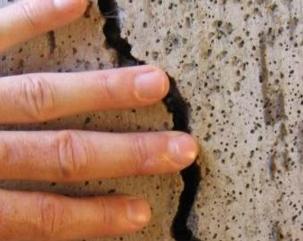 Трещины в штукатурке, как их избежать?
