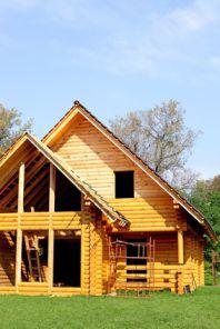 Альтернативное строительство загородных домов