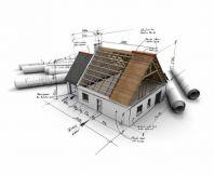 Дом, чертежи, план, схема