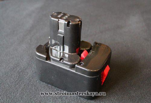 Аккумулятор (батарея) для  шуруповерта