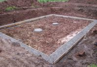 Какие  фундаменты строят  на торфах