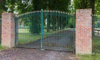 Какие выбрать ворота для частного дома?