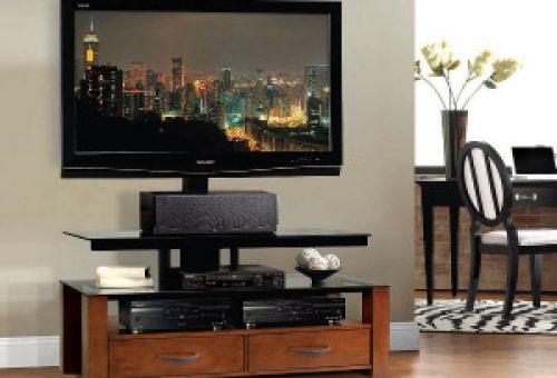 Мебель, телевизионная тумба, телевизор
