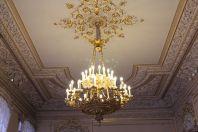 Потолок в одном из залов Эрмитажа г. Санкт-Петербург