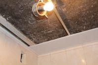 Как сделать потолок из панелей