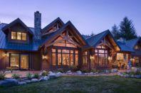 Дом  построенный по