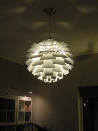Освещение в помещении, световое зонирование