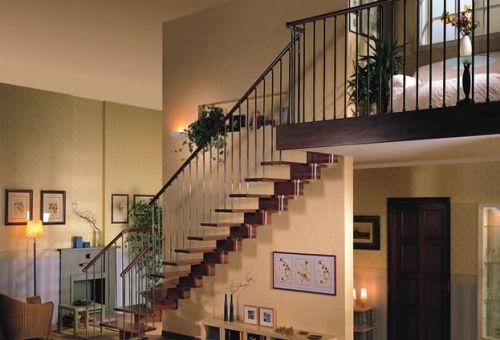 Плюсы и минусы модульных сборных лестниц
