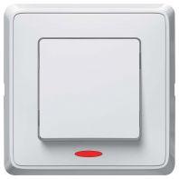 Выключатель клавишный с индикатором