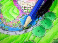 Съедобный ландшафтный дизайн