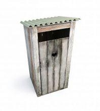Туалет за городом, как быть со стоками