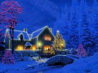 Украшаем загородный дом к Рождеству и Новому году