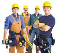 рабочие-строители