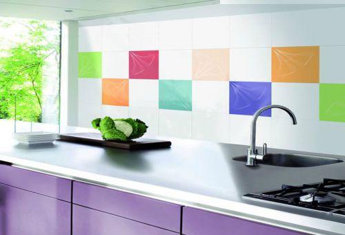 Выбираем цвет декоративной плитки