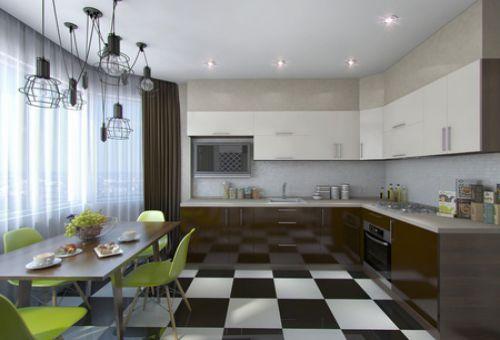 интерьер, кухня