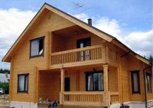 Может ли дом из бруса стоить недорого