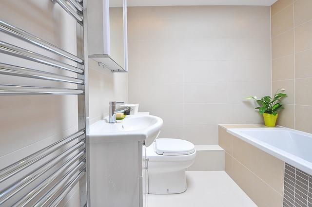 Пошаговый план ремонта в туалете
