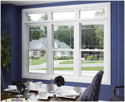 Прекрасные окна для наших домов