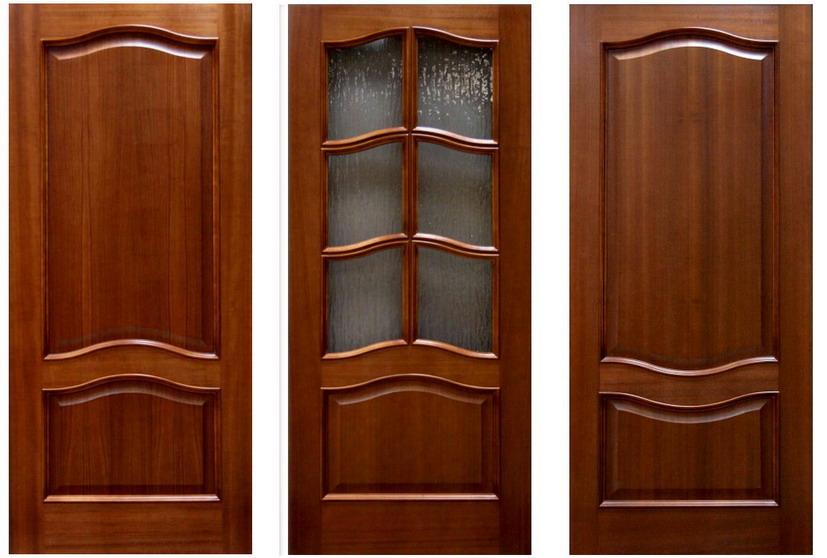 Как выбрать деревянные межкомнатные двери