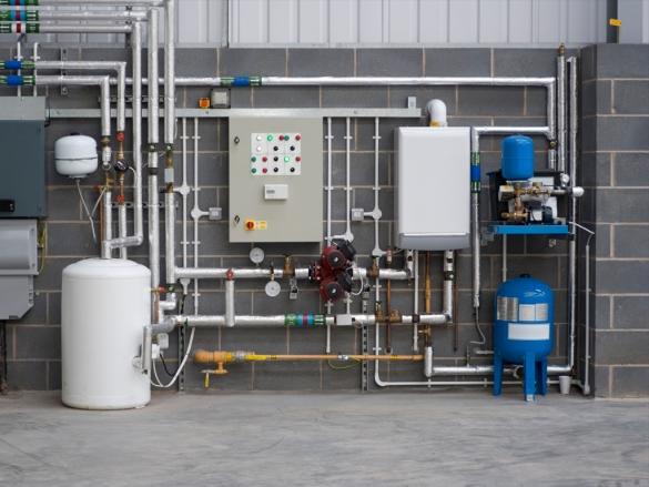 Отопление в загородном доме: важные моменты при создании