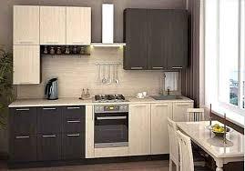 Достоинства кухонь эконом класса