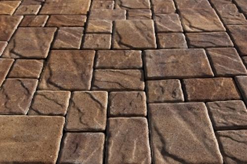 Плитка тротуарная. Натуральный камень