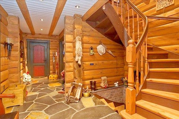 Надежность деревянных домов