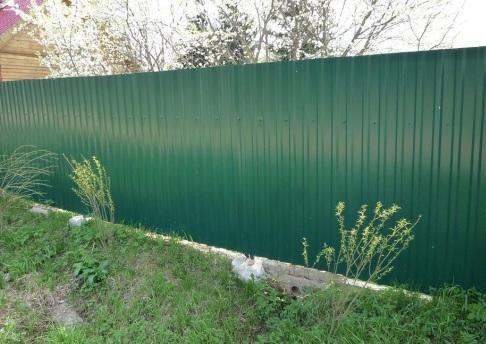 Забор. Как выбрать забор?