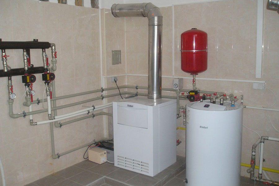 Газовый котел: правильный выбор для частного дома