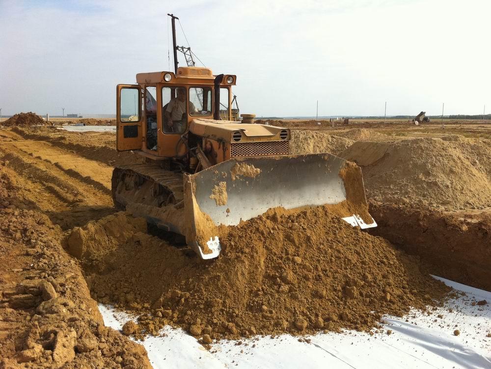 Землеройные работы: то, с чего начинается любая стройка