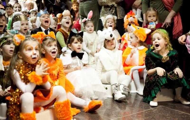 Новый год праздники для детей