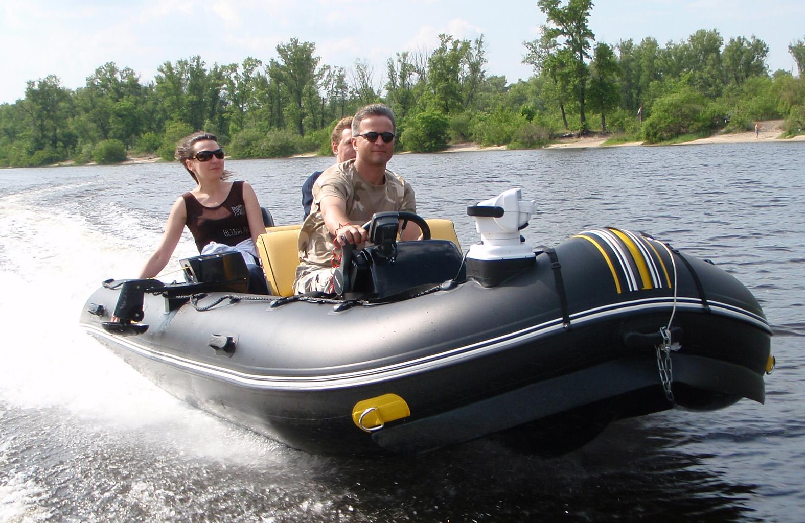 лодки пвх под маломощные моторы
