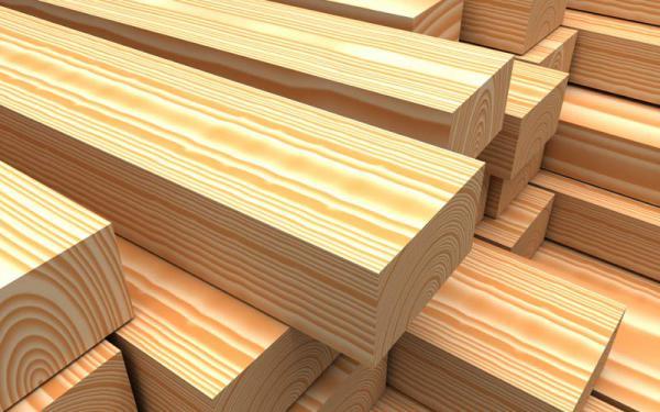 Древесина как экологически чистый строительный материал