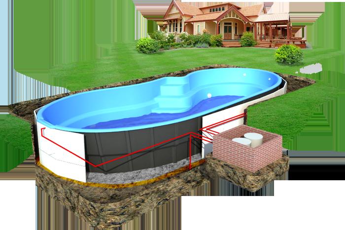Строительство бассейна — это работа для профессионалов