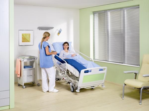 Функциональные медицинские кровати – залог комфорта пациента во время болезни