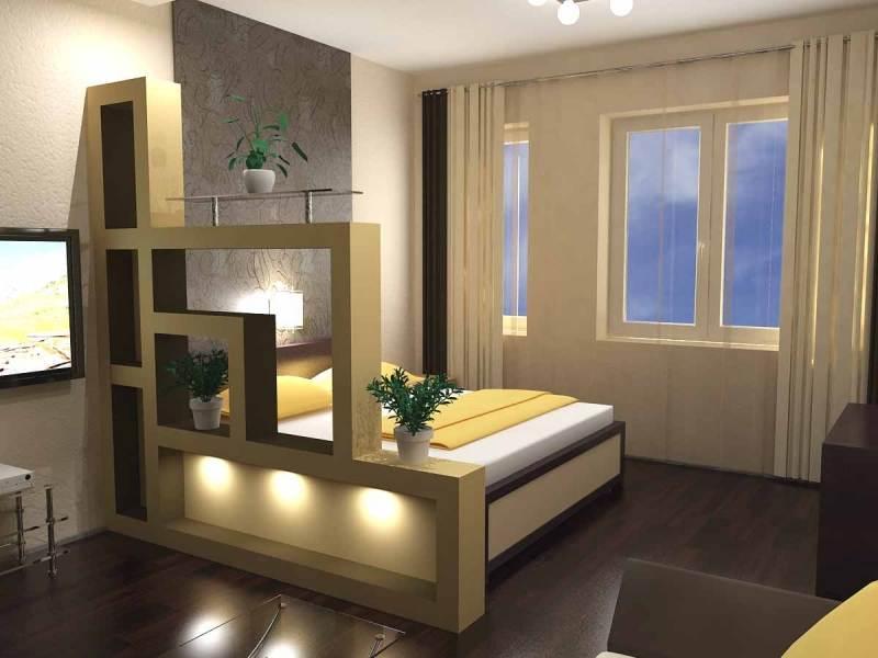 Обустройство общей комнаты в квартире